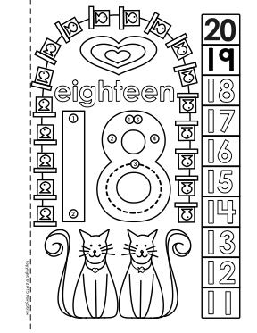Dot To Dot Number Book 11 20 Activity Coloring Pages Coloring Pages Learning Numbers Teaching Numbers