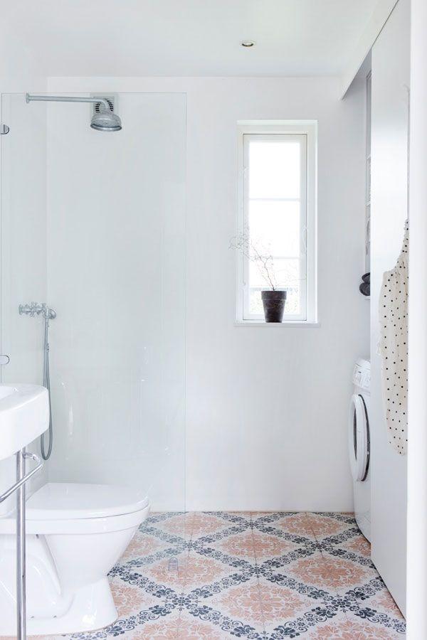 Pretty Danish Summerhouse Bask mood Pinterest Salle de bains