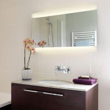 Fuji Spiegel Wide 950 beleuchtet - Beleuchtete Kosmetikspiegel - badezimmerspiegel mit led
