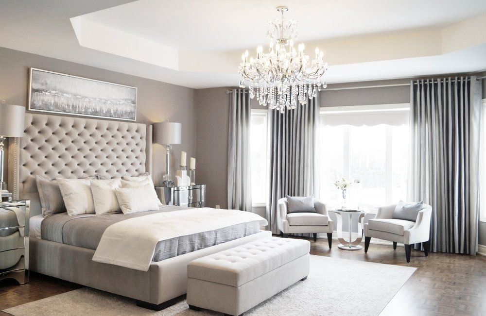 Kimmberly Capone Luxury Elegant And Beautiful Bedroom Best Top