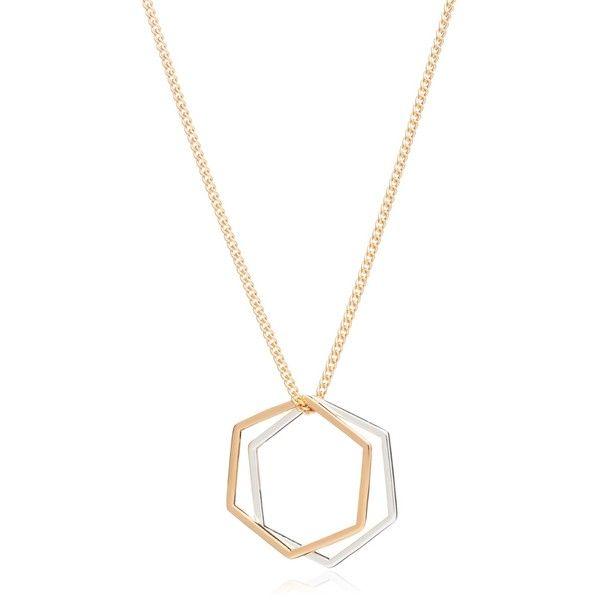 pendant necklace - Metallic Rachel Jackson London yGwXMhC