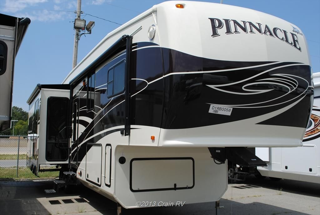 New 2013 Jayco Pinnacle 36reqs For Sale By Crain Rv Available In Little Rock Arkansas 1 Bed 1 Bath I Love It It S Jayco Little Rock Rv For Sale