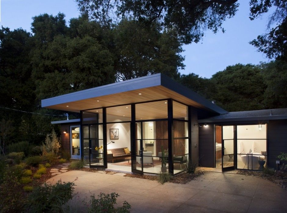 mo_111113_01 CONTEMPORIST Plans de maison Pinterest Plans de - architecture contemporaine maison individuelle