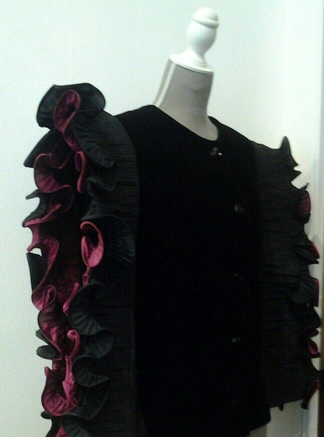 Giacca Roberto Capucci ALTA MODA presente da Déjà-vu  #fashion #altamoda #luxury