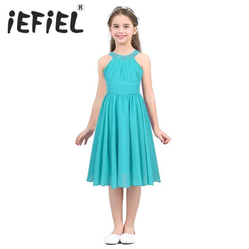 Schuhwerk Rabatt zum Verkauf akzeptabler Preis Günstige IEFiEL Kinder Mädchen Kinder Teenager Hochzeit ...