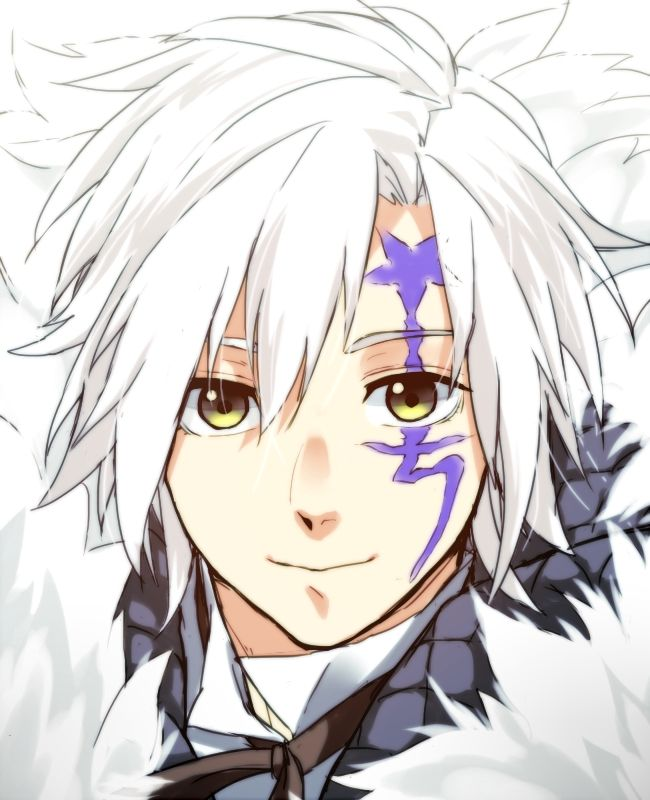D Gray Man Anime Characters : No larger size available d gray man pinterest