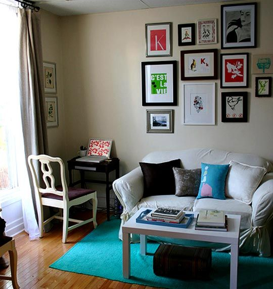 Nick Olsen Small Space Tricked Out  Living Room Paint Colors Amazing Living Room Design For Small Spaces Inspiration
