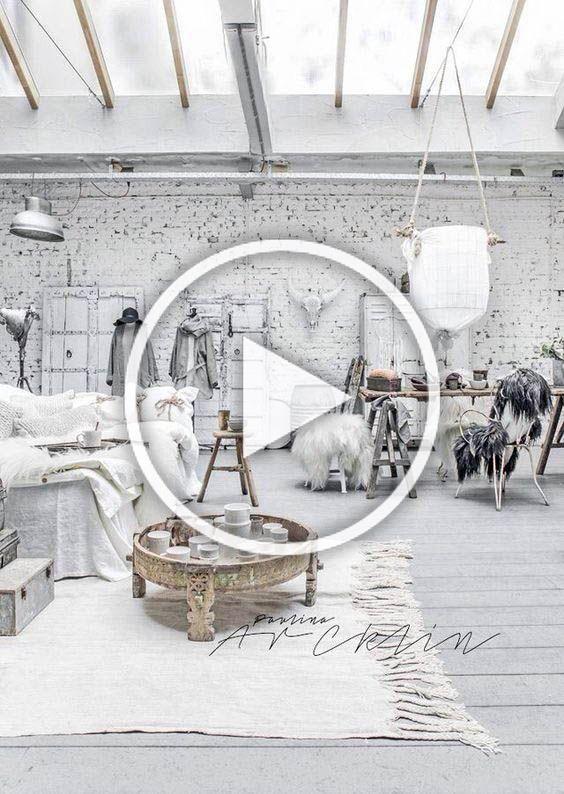 Minimal interior design / Scandinavian Design Inspiration#interiorgoals #minimalinterior #interiordecor #interiordesign / Pinterest: @fromluxewithlove