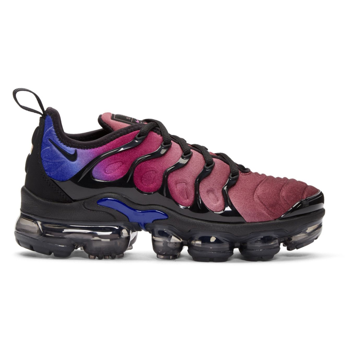 pretty nice 5d39e f513f Nike - Baskets multicolores Air VaporMax Plus