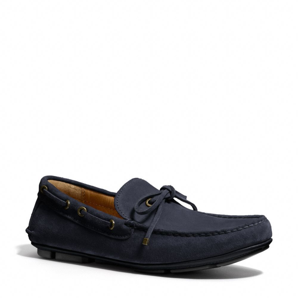1c251dc862601 ... usa the maison driving moccasin from coach coach men driving moccasins  boat shoes well 04779 a6edb