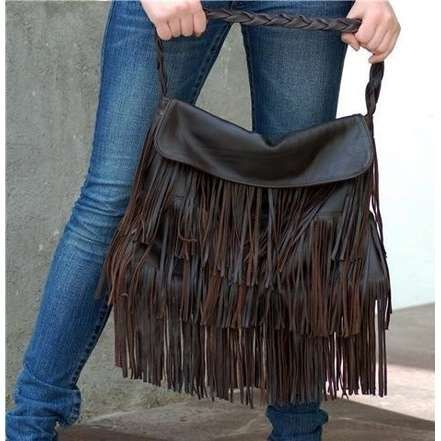 Fringe Tastic 4 Ways To Rock Fall S Trenst Texture Bags Purse