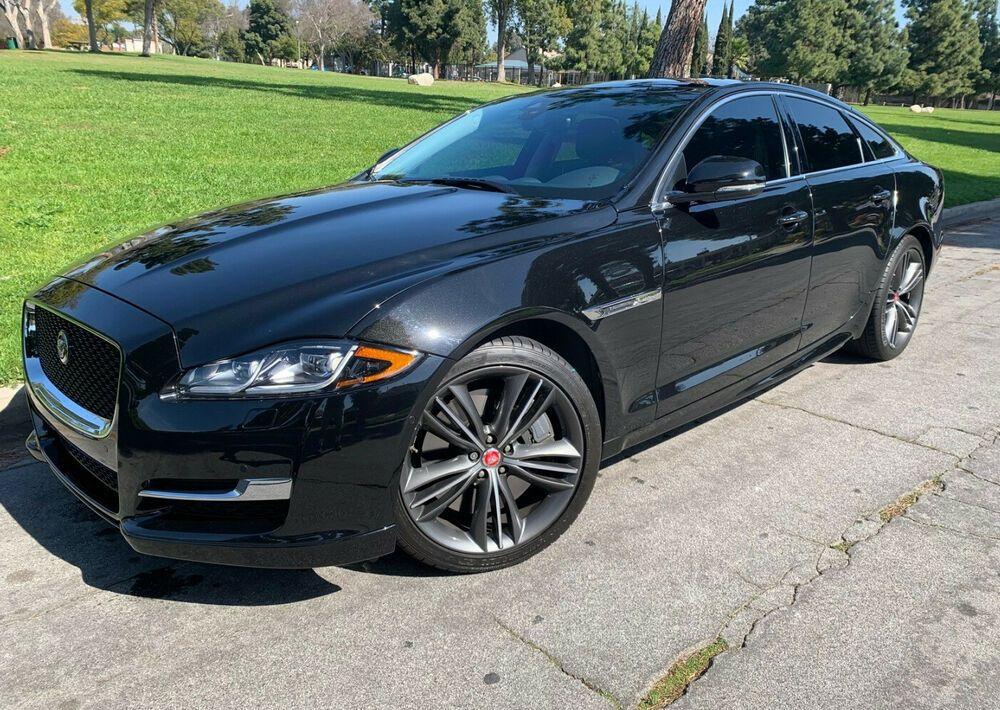 2018 Jaguar XJ in 2020 Jaguar xj supercharged, Jaguar xj