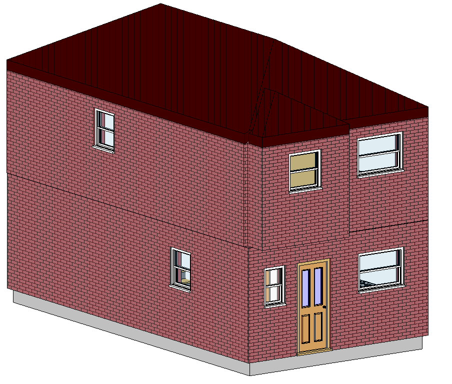 Abbey Lane - Revit Image 01