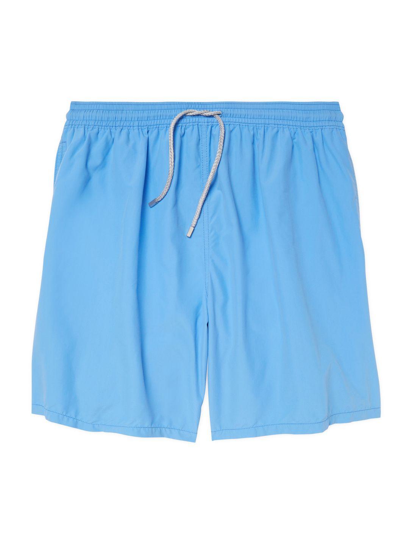 57dc41035d VILEBREQUIN MOOREA SOLID SWIM TRUNKS. #vilebrequin #cloth # Swim Trunks,  Men's Style