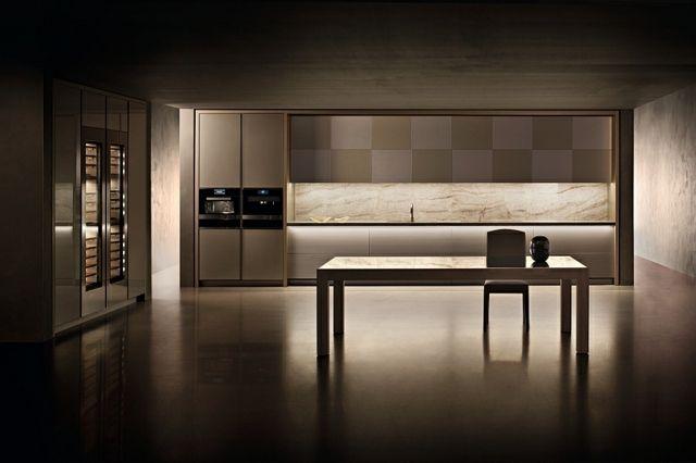 Cucine Di Lusso Design : La rivoluzionaria cucina di lusso di slide checkers cucine