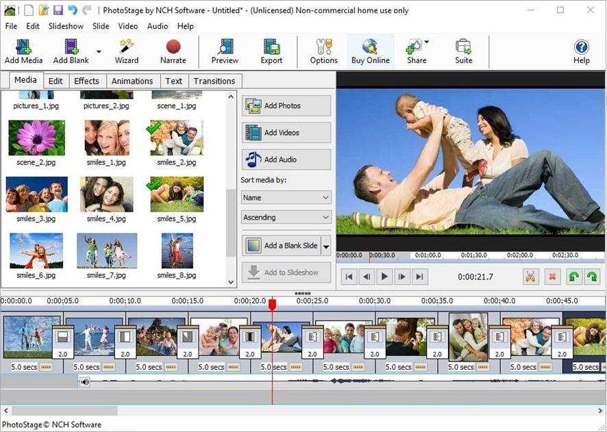 Photo Slideshow Software Free Slideshow Maker Download With Images Photo Slideshow Software Photo Slideshow Free Slideshow Maker