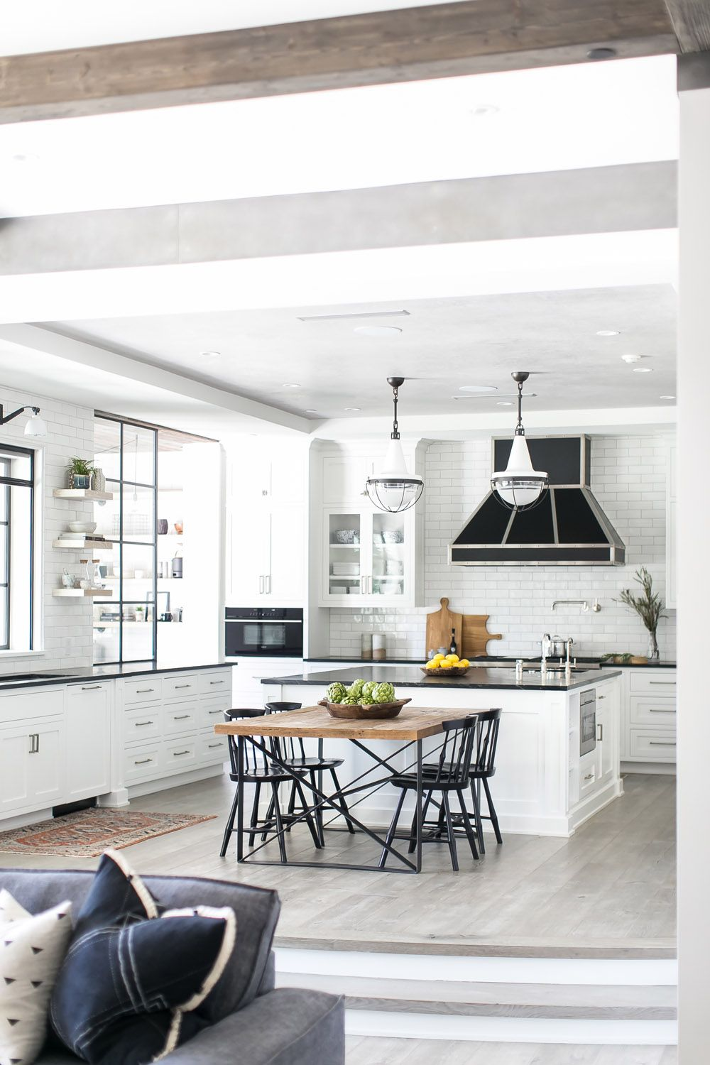 Manufactured Home Decorating Ideas Modern Country And Industrial: A Modern, Industrial, And Family-First Home