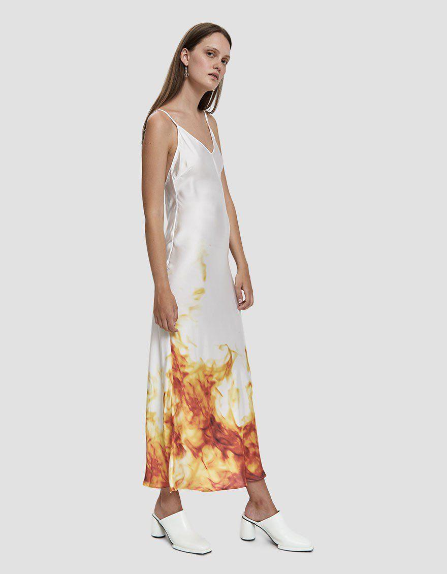 a333bcad0f78 Classic Fire Slip Dress   D34   Dresses, Slip on, Fashion