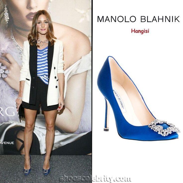 27 Looks with Hangisi Manolo Blahnik. Glamsugar.com Ashley Olsen Manolo  Blahnik Hangisi Pumps