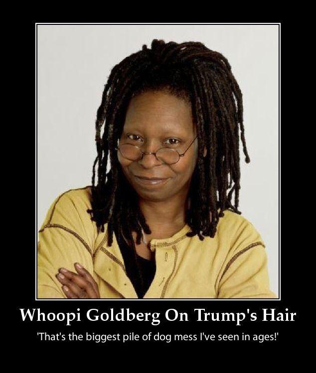 Moms Mabley Quotes: Whoopi Goldberg -donald Trump-obama-birth Sertificate