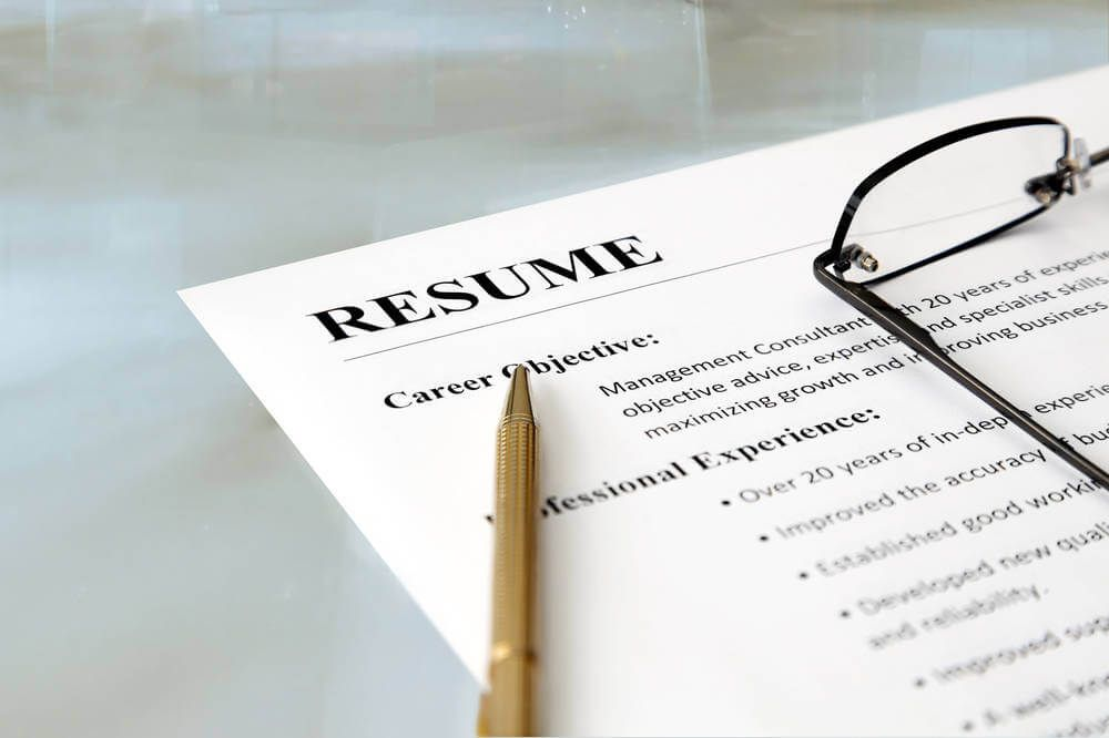 Glever the best resume builder functional resume