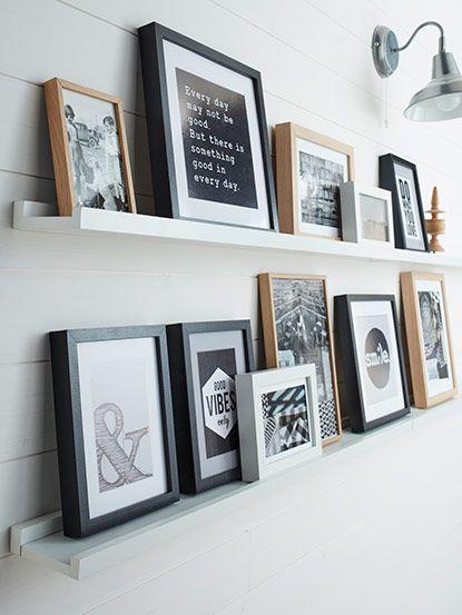 cadres pour photos multiples. Black Bedroom Furniture Sets. Home Design Ideas