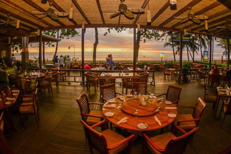 Man Cave Jaco : El hicaco restaurant in jaco costa rica. wednesday nights