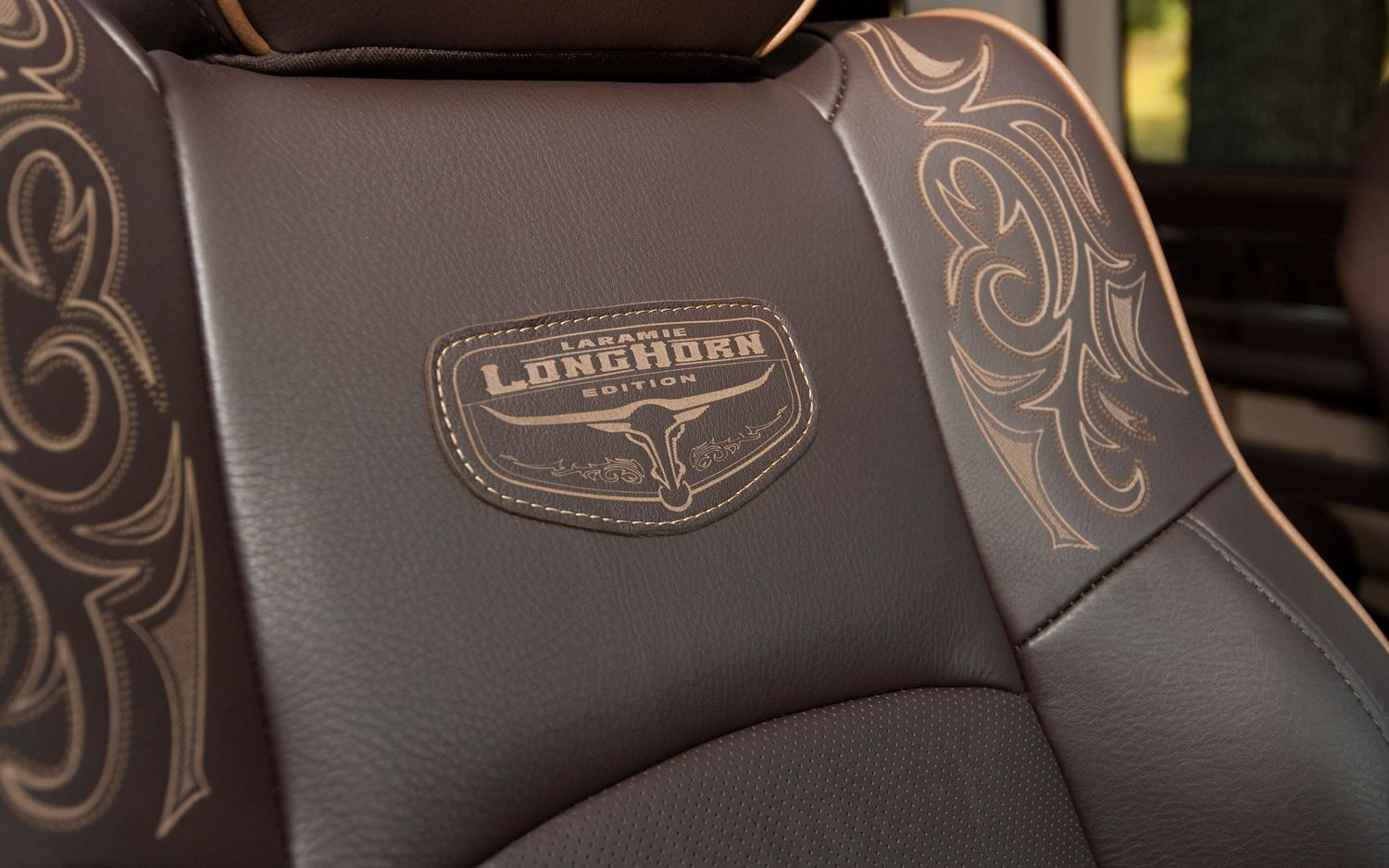Pin by andrew campbell on truck interior dodge ram - Dodge ram 2500 laramie longhorn interior ...