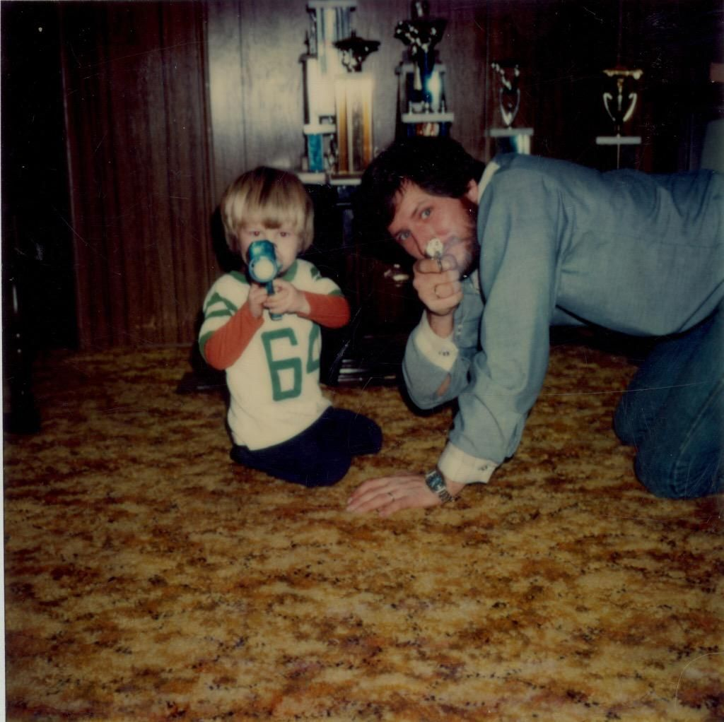 Happy Birthday Dad via @DaleJr