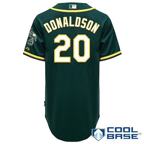 more photos 2e15f 70318 oakland athletics josh donaldson jersey