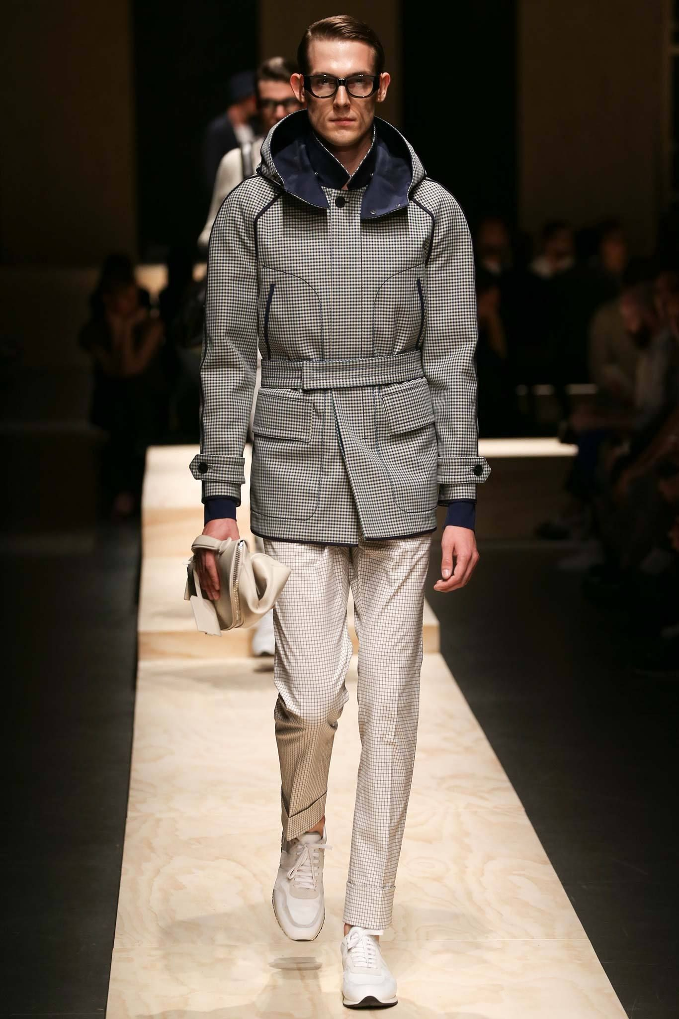 1st April 2015 - Canali Spring/Summer 2015