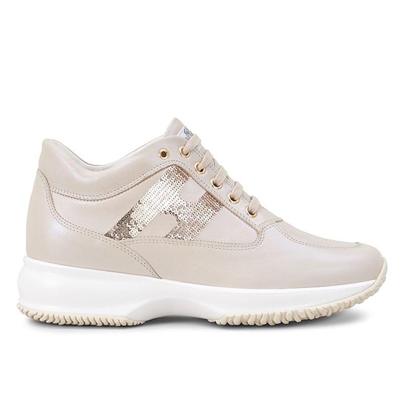 29ecfdd02b Sneakers Hogan Interactive perlata con paillettes | sangiorgiomerate ...