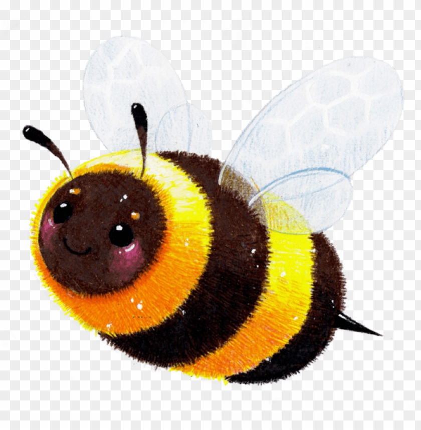 Cute Honey Bee Png Download Kawaii Cute Bees Png Image With Transparent Background Png Free Png Images Cute Bee Kawaii Cute Bee