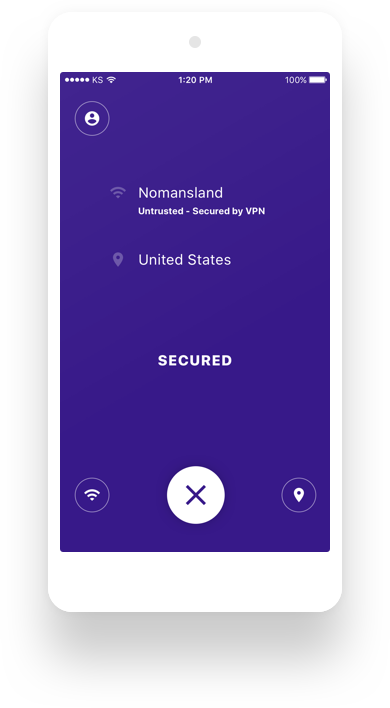 VPN | Product Hunt Community Board | Mobile security, App, Wifi