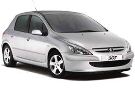 Just In For 2014 Car Rental Havana Offers The Peugeot 307 Manual Within The Larger Medium Category Of Vehicles Available From Our Pi Car Rent A Car Car Rental
