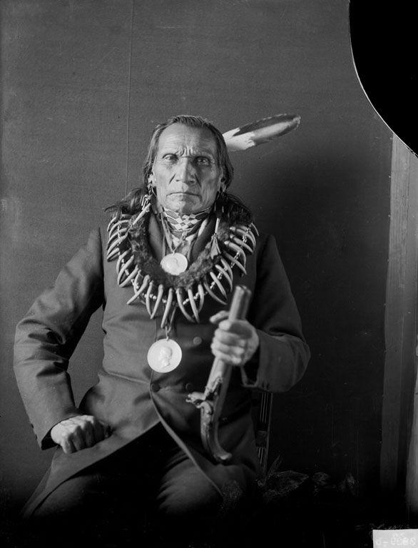 George Arkeketah - Otoe - 1898