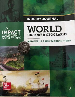 Details about Impact Social Studies Grade 7 World History ...