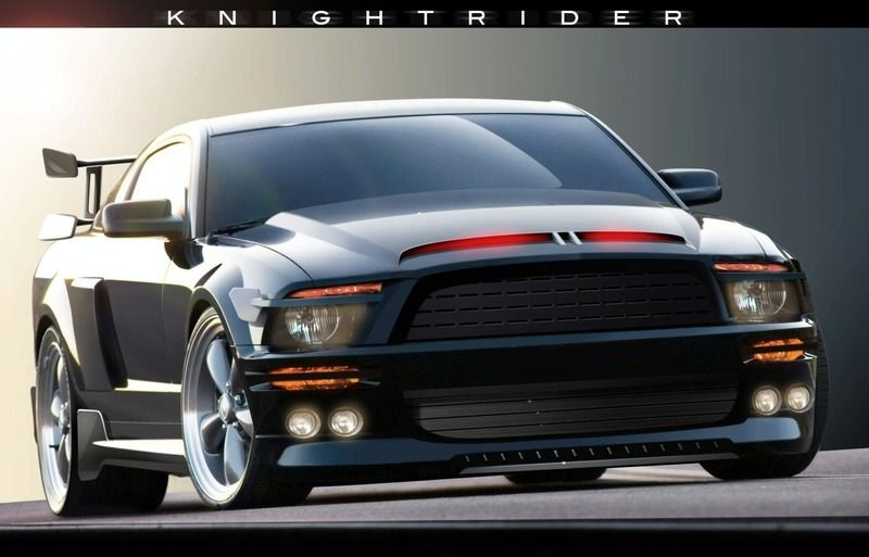 Haha Knightrider Stang Style Mustang Pinterest Ford