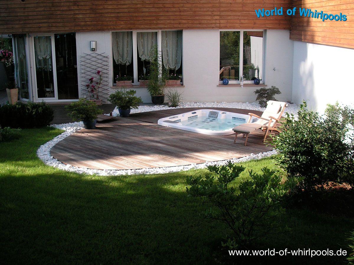 Eingelassene Whirlpools Garten Whirlpools Nrw Whirlpool Jacuzzi Ausstellung Mit Garten Ambiente Whirlpool Garten Whirlpool Jacuzzi Jacuzzi