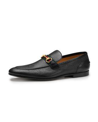 65155a650c2 Elanor Leather Horsebit Loafer
