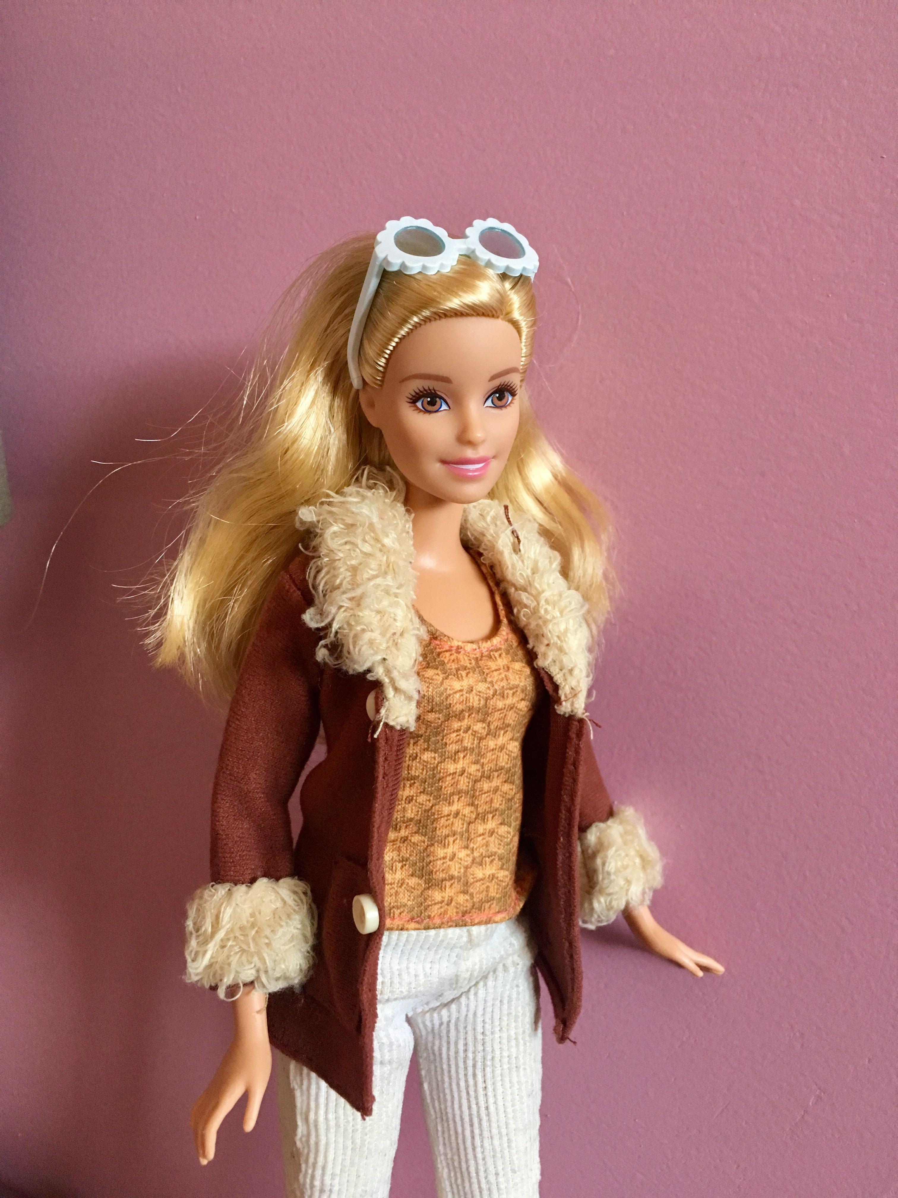 novísimo selección imágenes detalladas mayor selección de 2019 Pin by Guadalupe Gonzalez on Barbie : Chamarras y Abrigos ...