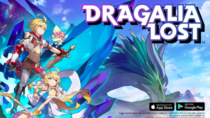 Dragalia Lost Nintendo Reveals Details About Mobile Game Coming Sept 27 Mobile Game Clash Games Latest Games
