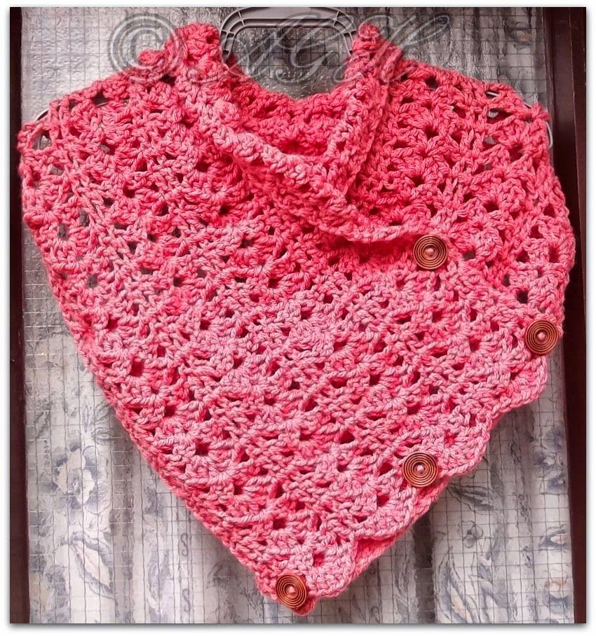 AG Handmades: Chunky Autumn Cowl - free crochet pattern. | agapimena ...