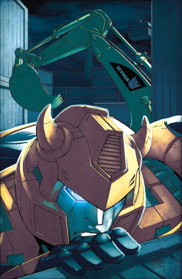 Bumblebee issue3 cover by dcjosh on DeviantArt ...