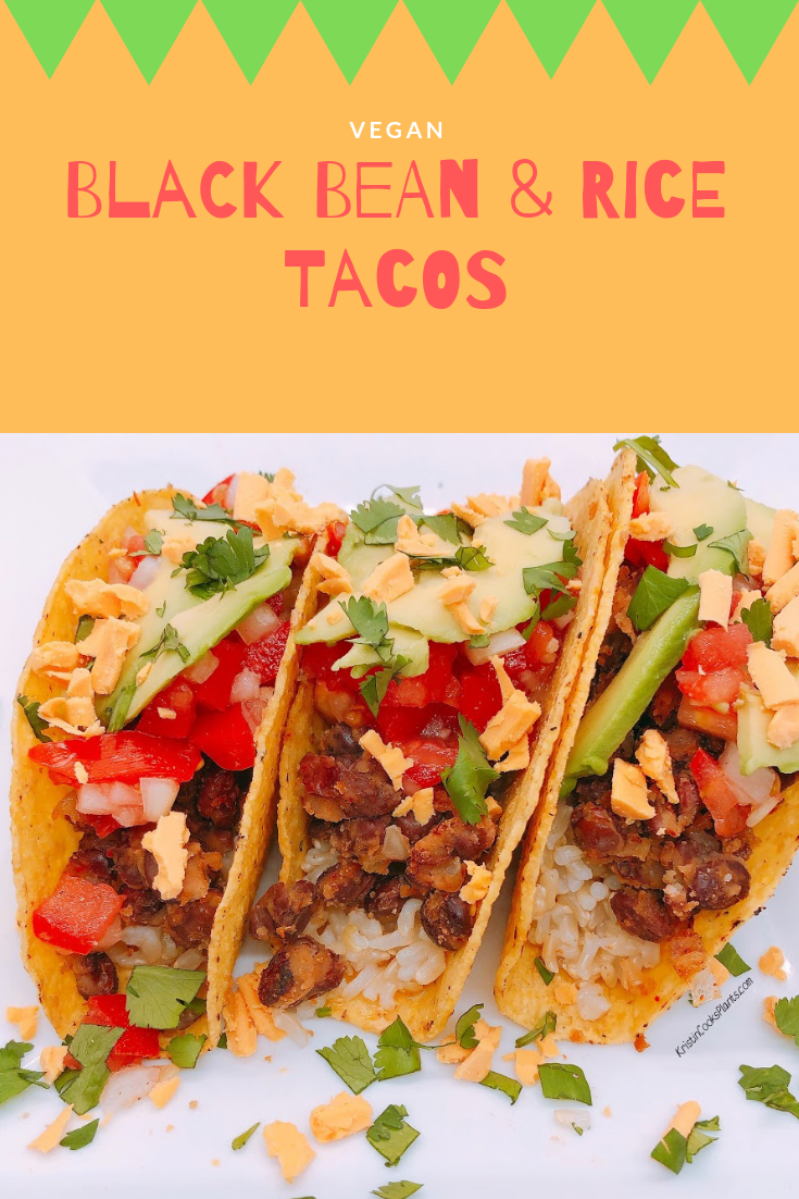 May 2 Black Bean And Rice Tacos With A Margarita Dinner