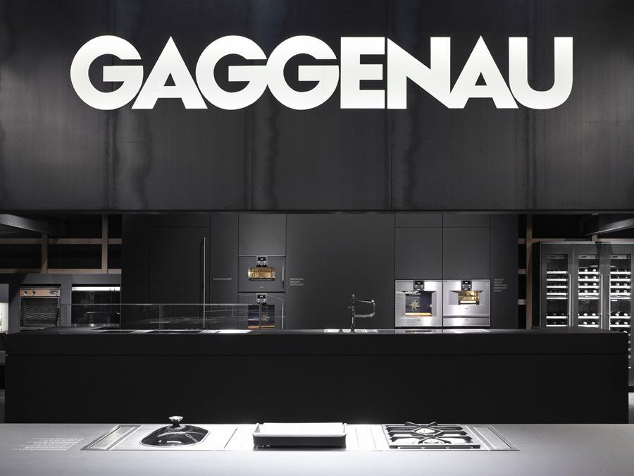 Gaggenau Presents Ovens And Series Cuisine - Cuisine gaggenau
