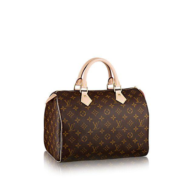 56a36bb0e Speedy 30   BOLSOS PR   Bolsa luis vuitton, Louis vuitton y bolsos ...