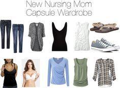 cccca0ae6e842 Nursing mom | stay at home mom | Capsule wardrobe mom, Mom wardrobe ...