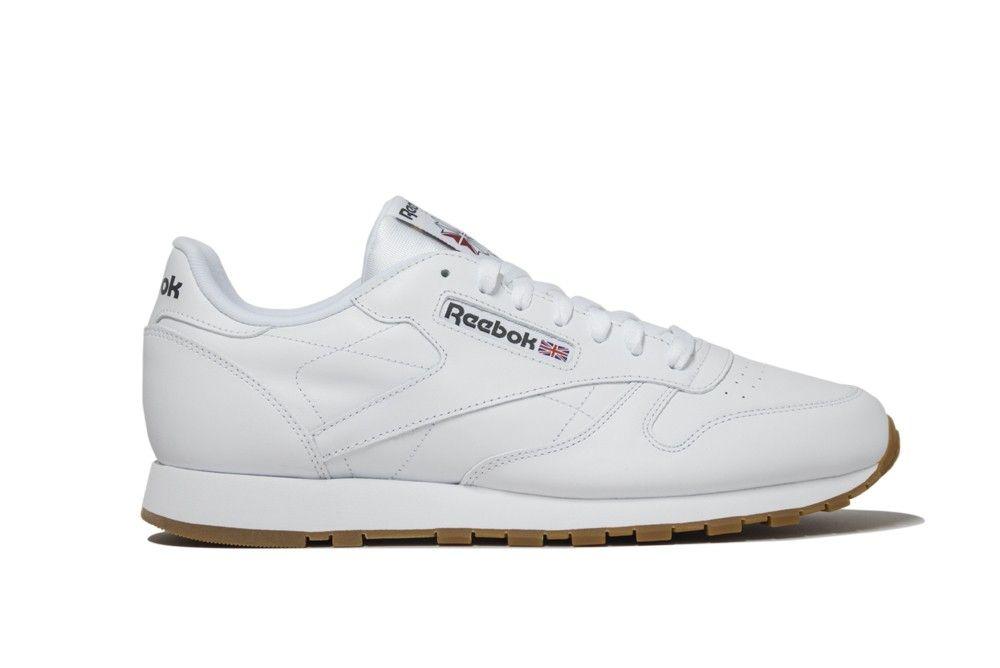 Reebok Classic Harman Run S   Classic sneakers, Reebok, Mens