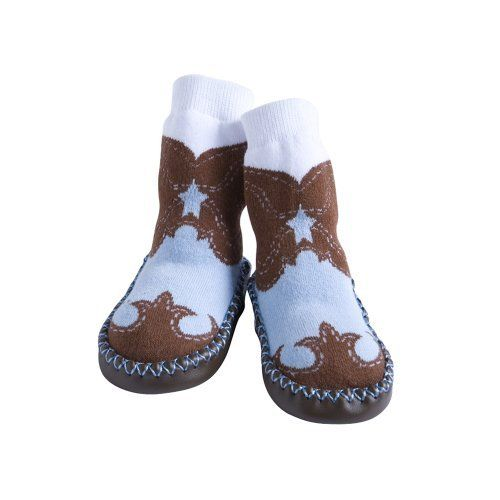 Jazzy Toes - Slippers:CowboyBoots(6-12M) Jazzy Toes. $22 ...